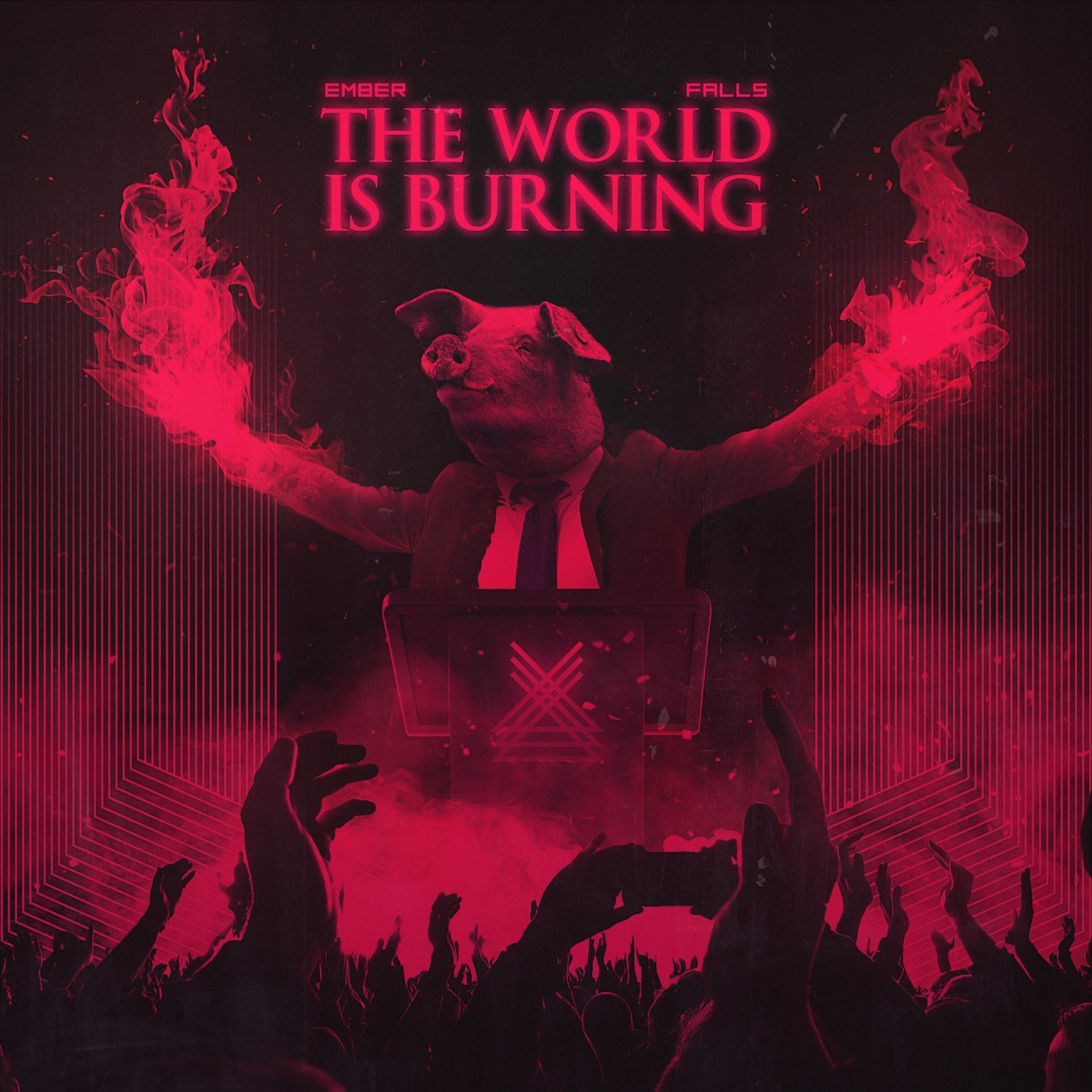 Ember Falls - The World Is Burning [single] (2020)