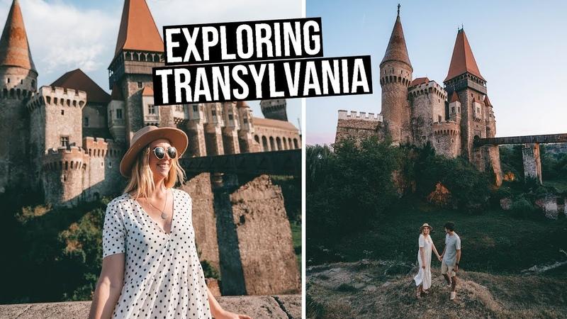 We Explored Transylvania in Romania Most Scenic Train Corvins Castle
