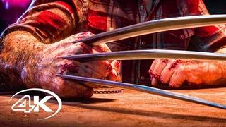 Росомаха | Marvel's Wolverine 💥 Тизер-трейлер 4K 💥 Игра 2023