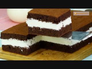 Торт Киндер Делис - никто не устоит