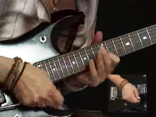 Steve Vai For The Love Of God guitar Perfomance Lick Library