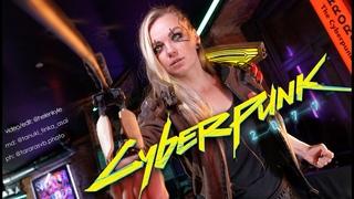 Cyberpunk 2077 - Cosplay / TANUKI TINKA ASAI
