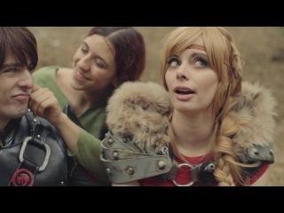 HTTYD cosplay fan film: 2 weeks after HTTYD2 // by Cameko Sam