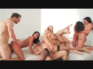 Peta Jensen, Adriana Chechik, Aidra Fox, Dani Daniels, Karlee Grey - All Sex, Big Tits, Natural Tits, Anal, Porn 2015