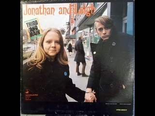Jonathan and Leigh – Changes ( 1967, Contemporary Folk, USA )