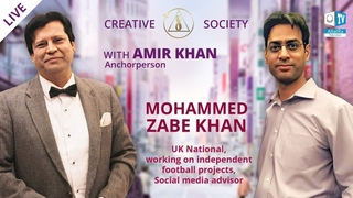 Uniting humanity, as a new trend to build a better future. Mohammed Zabe Khan | Creative Society