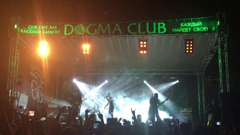 RAMMproJect - Du Hast 31.08.2019 Live Taganrog