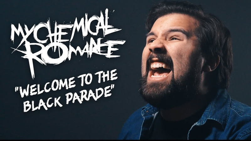 WELCOME TO THE BLACK PARADE - My Chemical Romance - (Caleb Hyles Jonathan Young)
