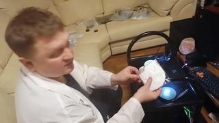 Изучение масок под микроскопом выявило опасные для человека формы жизни - Глобальная волна