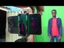 Nigerian teens make sci fi films with smartphones