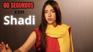 60 SEGUNDOS CON SHADI   CONOZCA AL VERDADERO PRÍNCIPE AZUL; y es presidente!!!