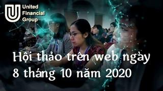 Hội thảo trên web ngày 8 tháng 10 năm 2020