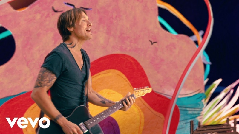 Keith Urban - Superman (Official Music Video)