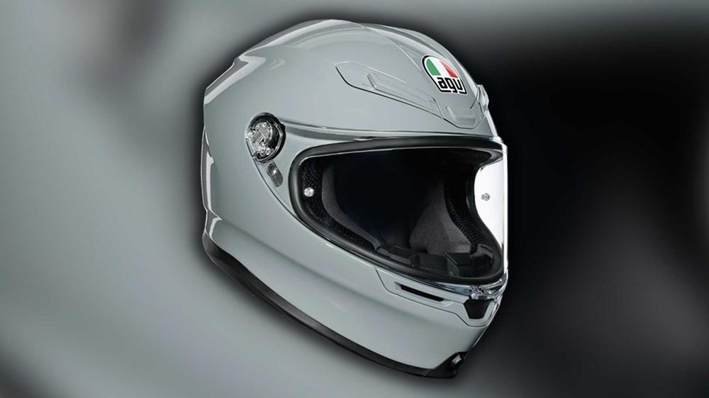 Новый мотошлем AGV K6