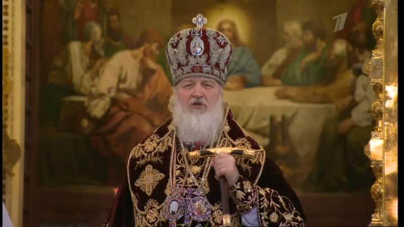 Слово пастыря 04 02 2012 Первосвятительское слово в годовщину патриаршей интронизации
