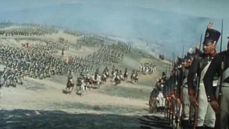 Алёна Биккулова Генералам 1812 года Видеокадры из кинофильма Война и мир