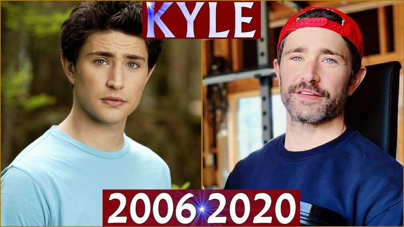 Kyle XY Cast Then and Now 2020