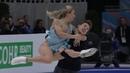 Виктория Синицина - Никита Кацалапов. Ритм-танец. Танцы. Чемпионат Европы по фигурному катанию 2020