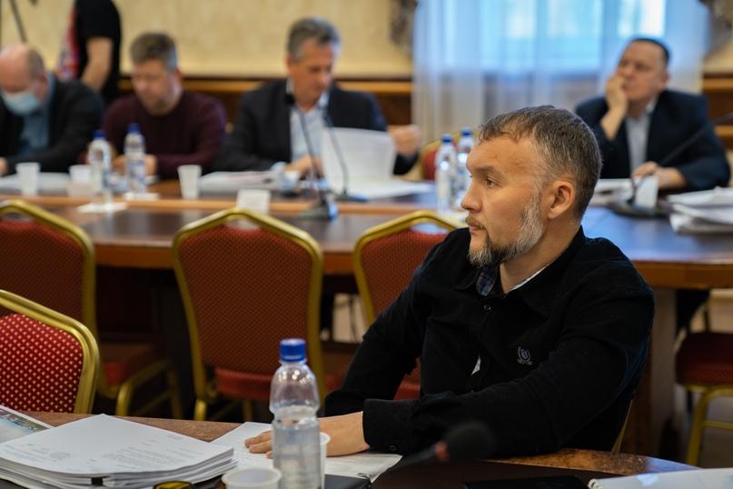 Заседание Совета МОГО «Ухта», изображение №6