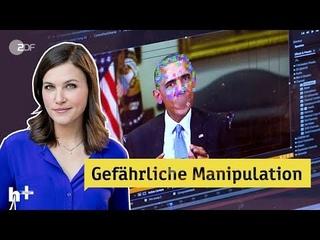 Deepfakes: Videos manipuliert in Echtzeit - heute+ Livestream   ZDF