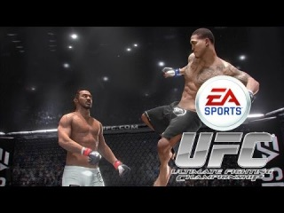 EA Sports UFC - The Ultimate Fighter Career Mode [1080p] TRUE-HD QUALITY