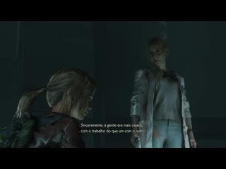 Элли в Resident Evil 2