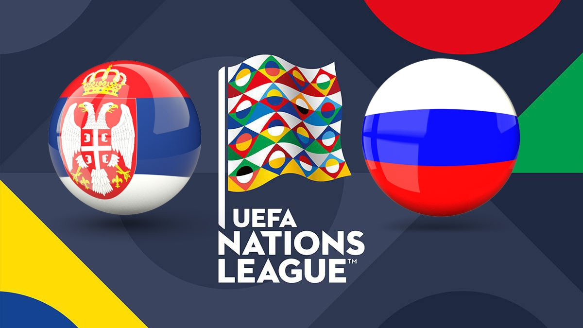 Сербия - Россия. Лига Наций. Афиша матча