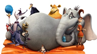 Хортон (Horton Hears a Who!, 2008) - Трейлер к мультфильму HD