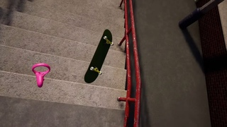 VR Skater - Early Access Trailer [PC VR]