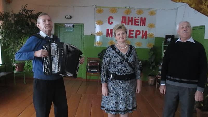 Поговори со мною мама автор видео библиотекарь Баевского филиала МУК КМБС Бурова Н П