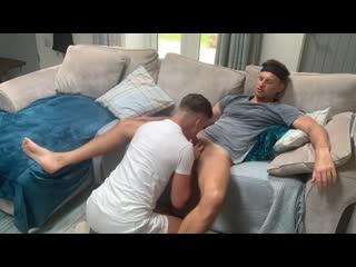 Family Dick - Foot Massage - James Keresford and Kendrick Thomas