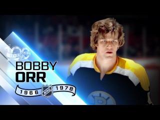 Bobby Orr NHL Lifestyle HOCKEY ПЕРМЬ GO LEAFS GO honour pride courage