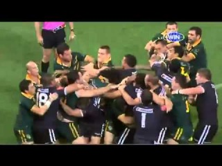 Rugby League Fights and Big Hits All time