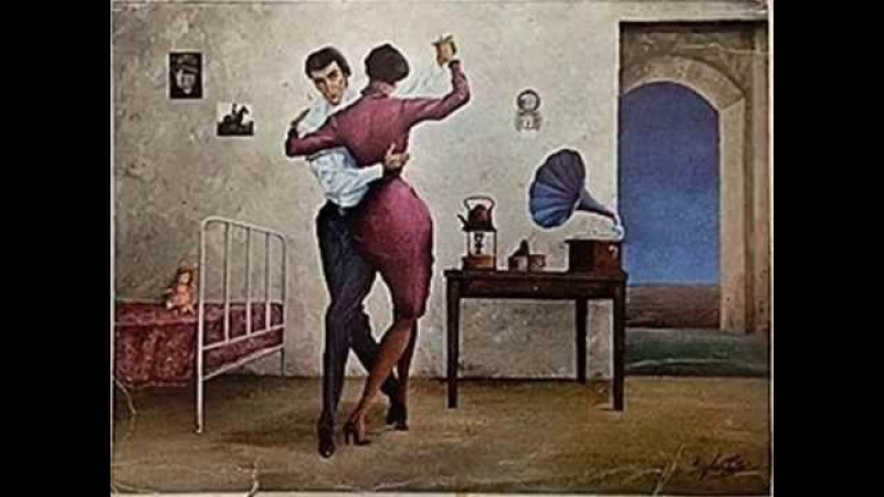 Old Polish Tango Ork Henryka Golda Pocałunek kochanki 1927