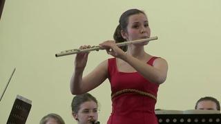Alexandra Zvereva (flute) 2018-11-28