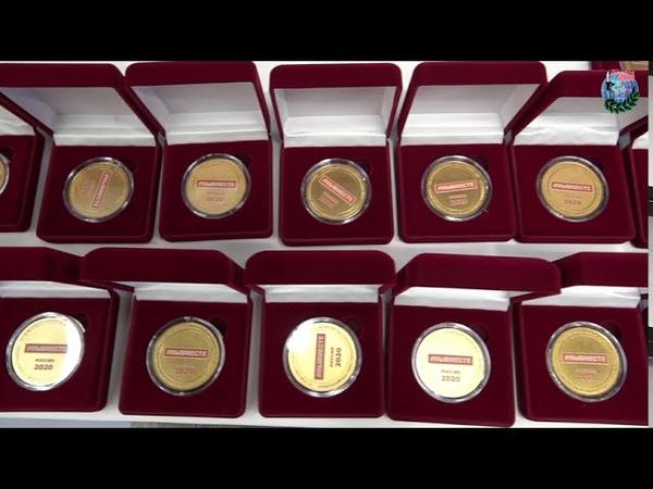 За бескорыстный труд члены БОЕВОГО БРАТСТВА награждены медалью президента РФ