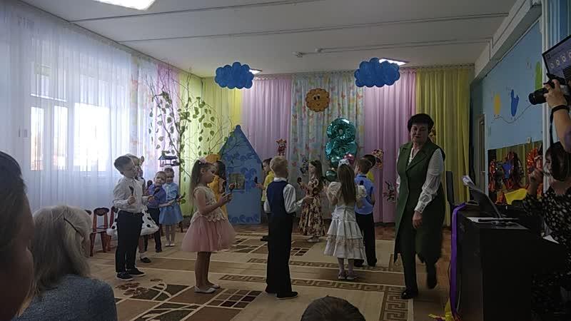 Танец с ложками Варя