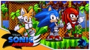 Team Sonic Adventures - ACT 1 Green Hill Zone
