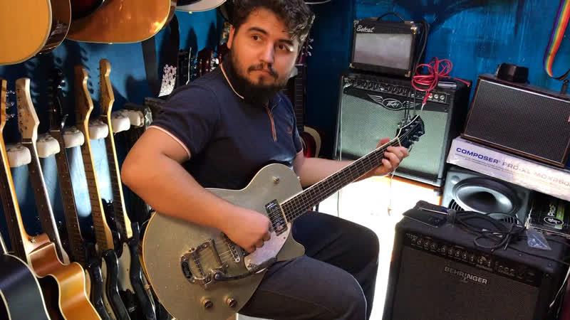 Gretch Electromatic 🎸 рок22 🎸 Barnaul 🎸 Guitars