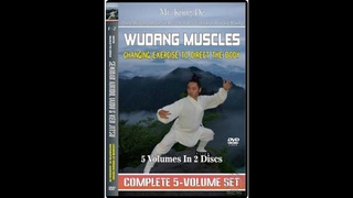 WUDANG MUSCLE CHANGING EXERCISE TO DIRECT THE BODY
