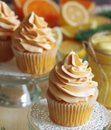 капкейки апельсиновые рецепт с фото пошагово проведении