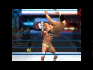 WWE '12 BRAGGING RIGHTS HIGHLIGHTS.