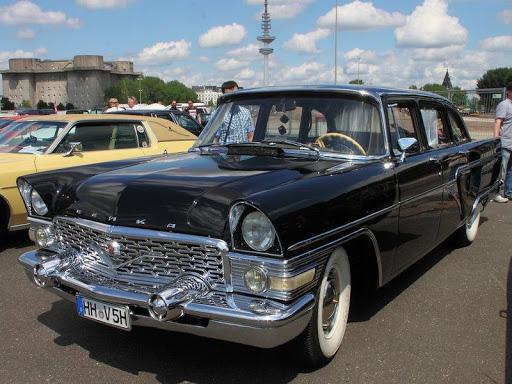 Советские автомобили пользуются популярностью в Соединенных Штатах