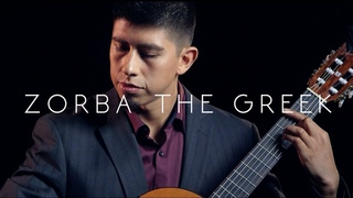 ZORBA THE GREEK  - Performed by Alejandro Aguanta - Classical guitar