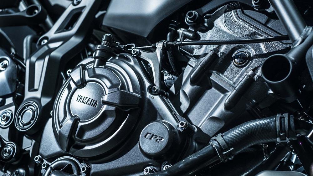 Мотоцикл Yamaha MT-07 2021