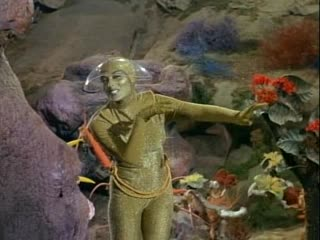 Lost in Space -  - The Girl From The Green Dimension