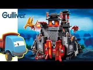 Конструкторы, Игрушки и Мультфильмы для детей. Playmobil. Строим зАмок onkeypress=onCtrlEnter(event, )