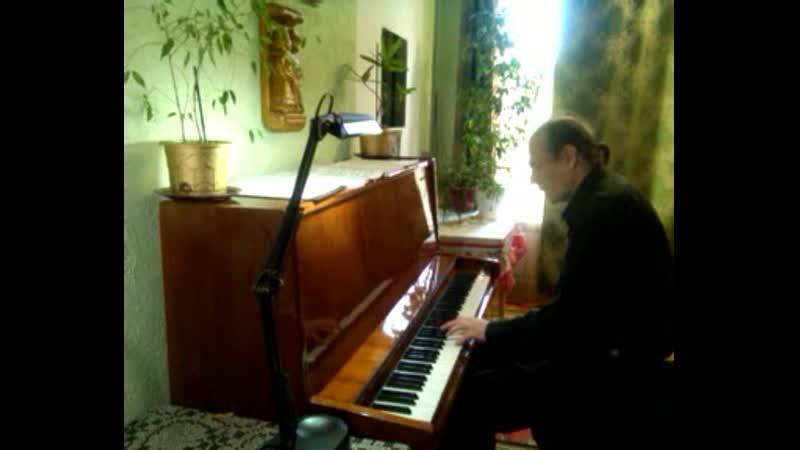 Одинокая гармонь муз Б Мокроусова слова М Исаковского 19 августа 2019