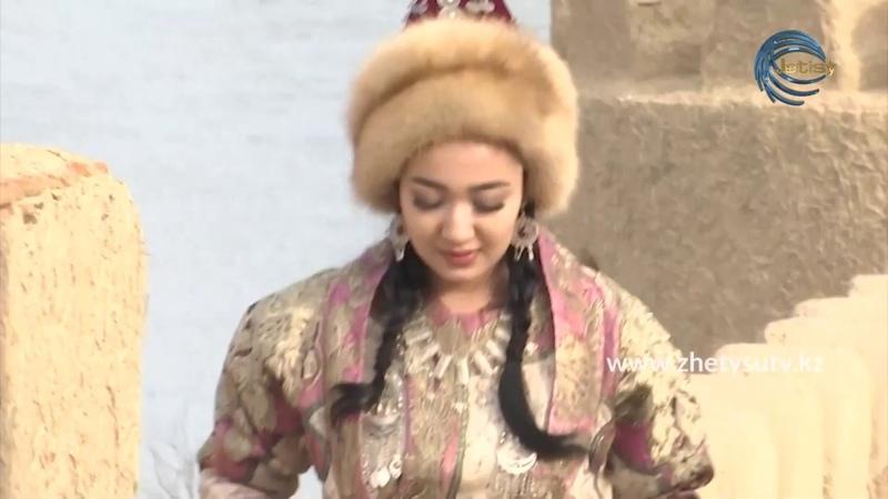 Туржорық Іле аңғары Көне Түркістан қалашығы