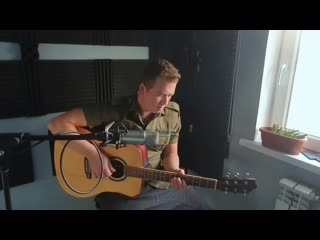 Bon Jovi - Living on a prayer (Shadrin Oleg cover)